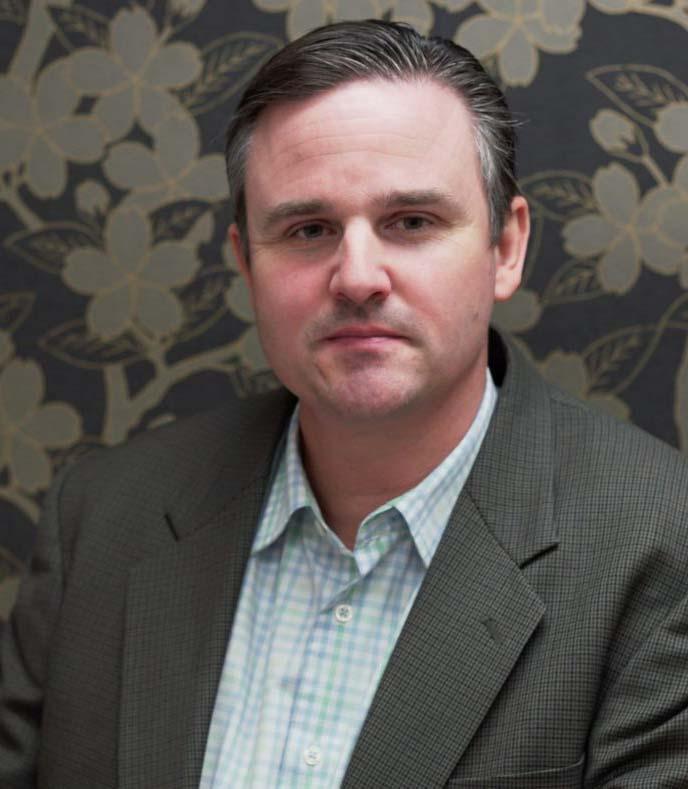 Portrait Paul Fitzgerald